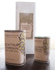 weron grove extra virgin olive oil tins
